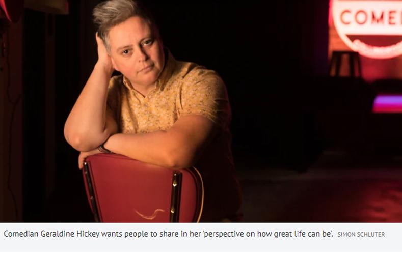 Geraldine Hickey | Lenny Ann Low | Simon Schluter